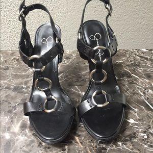 Jessica Simpson Christa Platform Heels